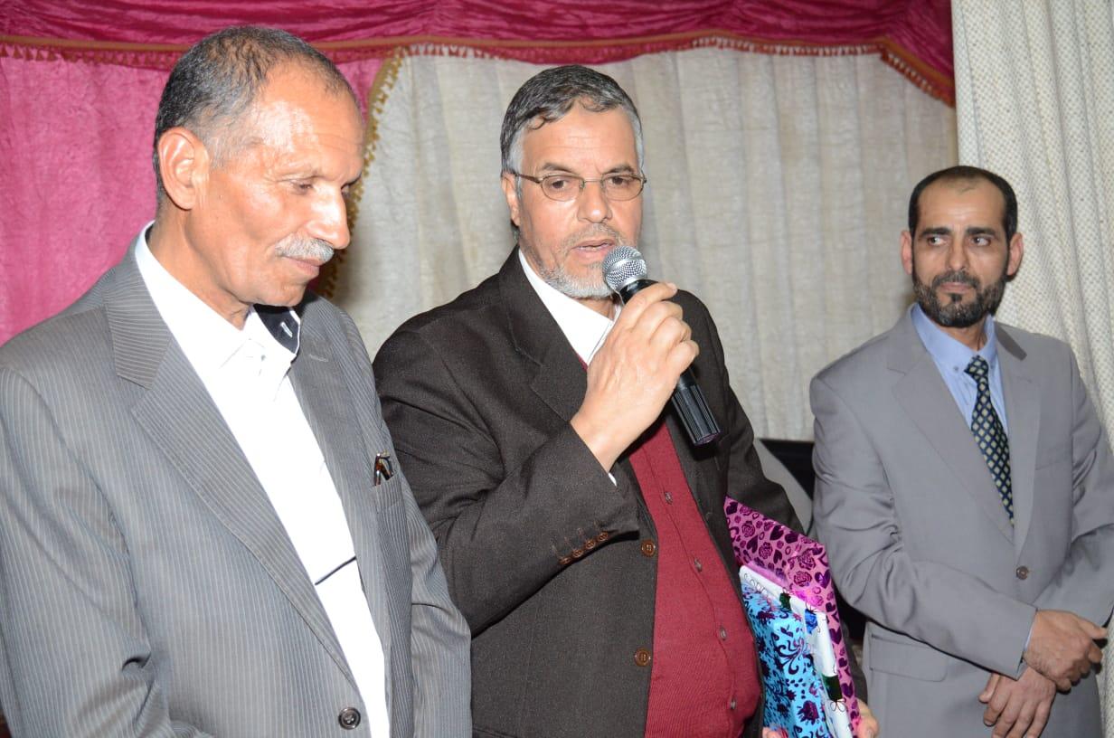 إعدادية يوسف بن تاشفين بالزمامرة تكرم ثلاثة أساتذة