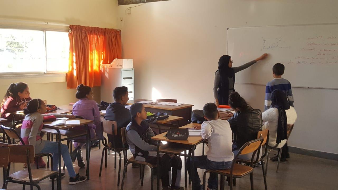 النادي الاجتماعي للمدرسة الحسنية للمهندسين يواصل مشروع اقرأ في نسخة جديدة