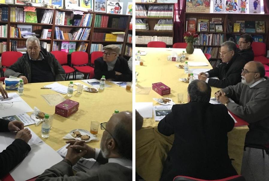 عقد شراكة بين مجموعة مدارس الزيتونة بالجديدة والمعهد البلجيكي بإقليم ''شامبيون''
