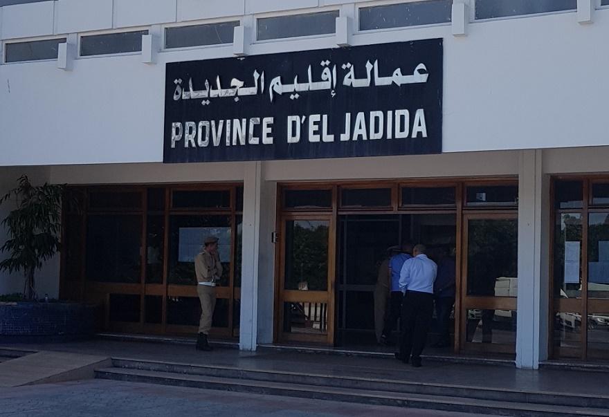 ساكنة جماعة سيدي امحمد اخديم تلغي وقفتها الاحتجاحية بعد تدخل السلطات الاقليمية