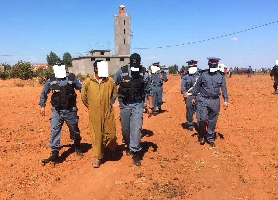 جنايات الجديدة تدين قاتل مؤذن بإقليم سيدي بنور بالسجن 30 سنة نافذة
