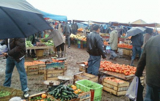 السلطات تصدر قرارا بالاغلاق الجزئي للاسواق الأسبوعية باقليم سيدي بنور بعد انتشار وباء الحمى القلاعية