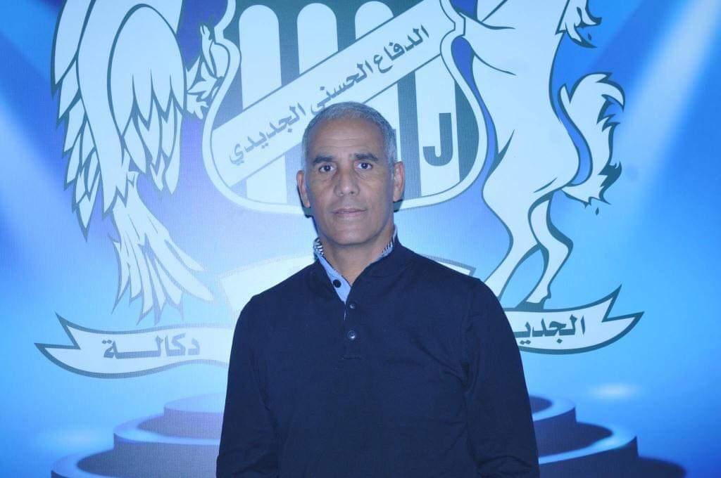 تعيين جمال أمان الله مساعدا لمدرب الدفاع الجديدي بادو الزاكي