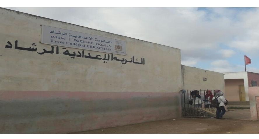 حرمان تلاميذ إعدادية الرشاد بأولاد حمدان من جمعية تمثلهم