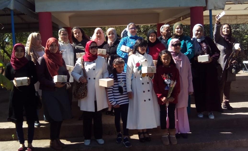 مجموعة مدارس الحوزية تحتفي بنسائها بشراكة مع شركة كوبارفارما في عيدهن العالمي