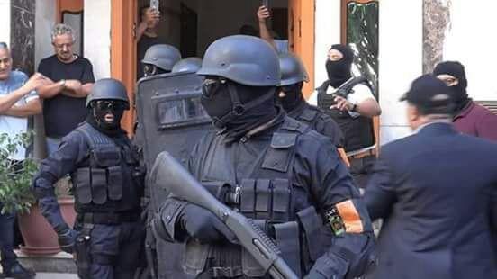 اعتقال عناصر يشتبه في انتمائها لخلية ارهابية باقليمي الجديدة و سيدي بنور