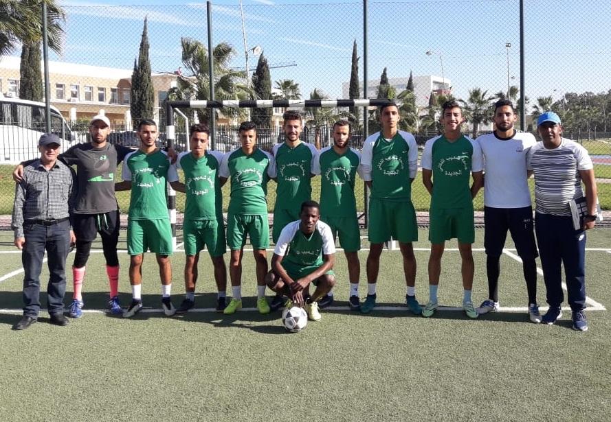 منتخب جامعة شعيب الدكالي للكرة المصغرة يحجز مقعدا له بنهائيات البطولة الوطنية