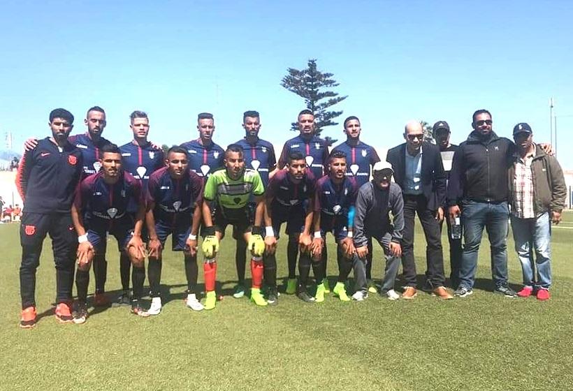 أشبال آزمور بقيادة الإطار محمد عقران يتصدر البطولة الجهوية لكرة القدم عصبة دكالة عبدة