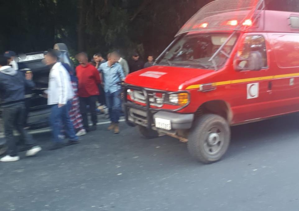 حالة هلع وقتيل وثلاثة مصابين في حوادث تسببت فيها سيارة ''مجنونة'' بالجديدة