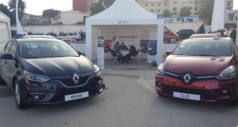 افتتاح معرض لبيع سيارات 'رونو' و'داسيا' بالجديدة بتخفيضات كبيرة تصل الى غاية 30 ألف درهم