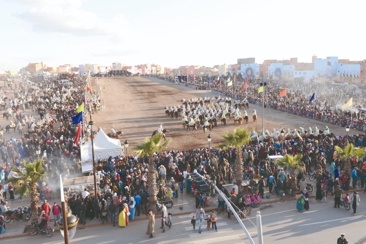 مدينة ابن جرير تحتضن الدورة الثانية للموسم الثقافي روابط الرحامنة