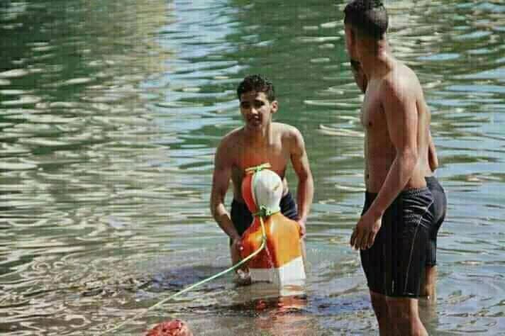 تنظيم دورة تدريبية في انقاد الغرقى وتقديم الإسعافات الأولية بنهر أم الربيع