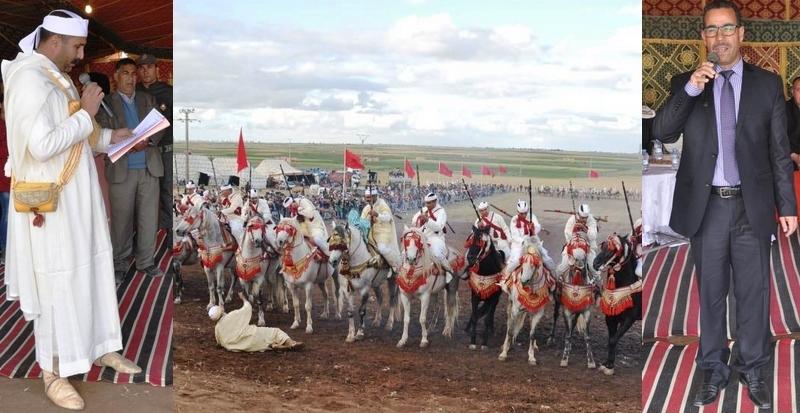 سيدي بنور: تنظيم المهرجان الربيعي الثاني بجماعة الغربية تحت شعار ''التبوريدة فن وأصالة''