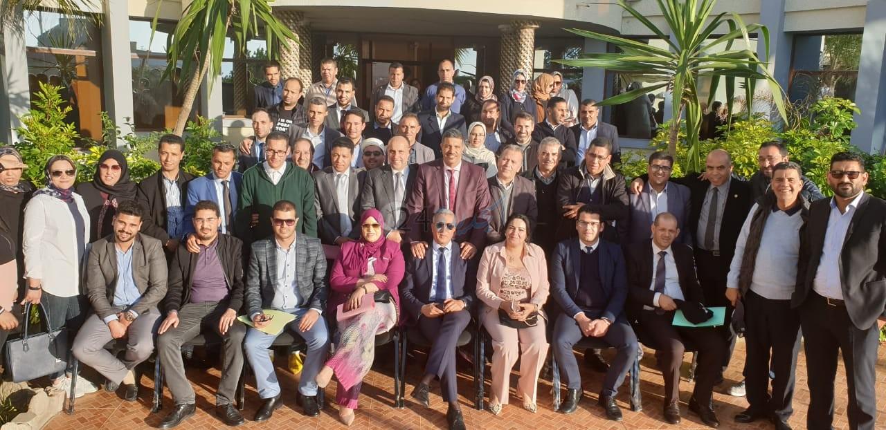 انتخاب مكتب جديد لجمعية نادي المحامين الشباب بالجديدة