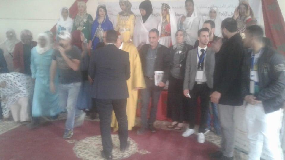 تنظيم مبادرة نوعية بثانوية الجرف الأصفر  بسيدي اسماعيل