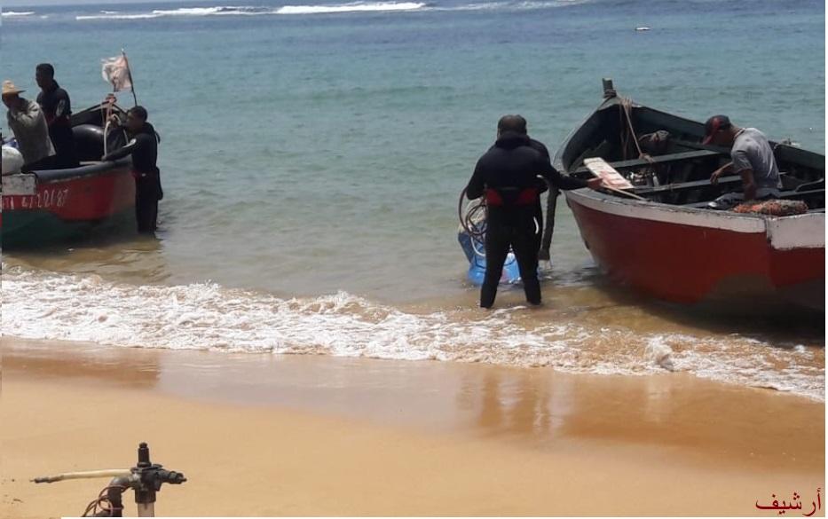 الدرك البحري بالجرف الأصفر يعثر على مخدرات في عرض سواحل الجديدة