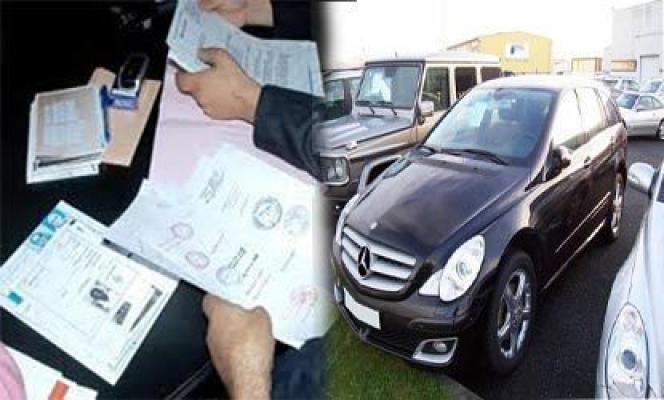 سرية الدرك بسيدي بنور تحقق  في تزوير حوالي 40 سيارة غير مدونة أدخلت من أوربا