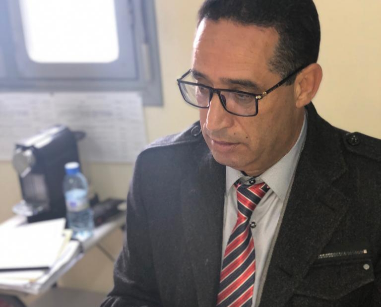 رئيس الملحقة الإدارية الرابعة بالجديدة يخضع لعملية جراحية