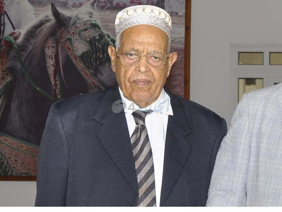 وفاة الحاج محمد لفحل بنشرقي أقدم سياسي ورئيس جماعة ترابية باقليم الجديدة