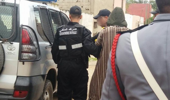 نازلة اعتداء شاب بجماعة أولاد افرج على عمه بالسلاح الأبيض تتطور إلى جريمة قتل