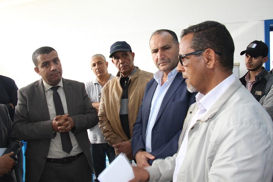وكالة ''لاراديج'' تبدد مخاوف ساكنة الجديدة حول جودة المياه وتنظم زيارة ميدانية لمحطات معالجة المياه