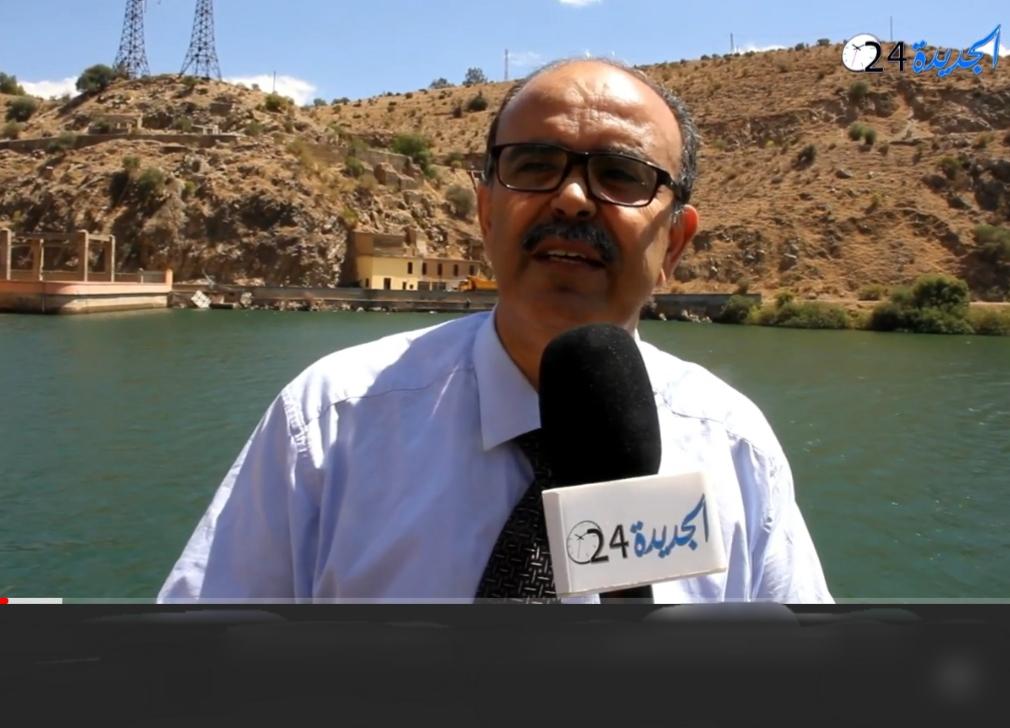 تصريحات على هامش الزيارة الميدانية لمحطات معالجة المياه التي تزود مدينة الجديدة