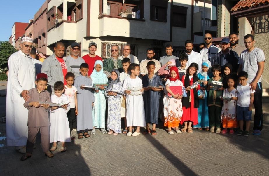جمعية متقاعدي الفوسفاط للتنمية والسلم تنظم مسابقة رمضانية لتجويد القرآن الكريم