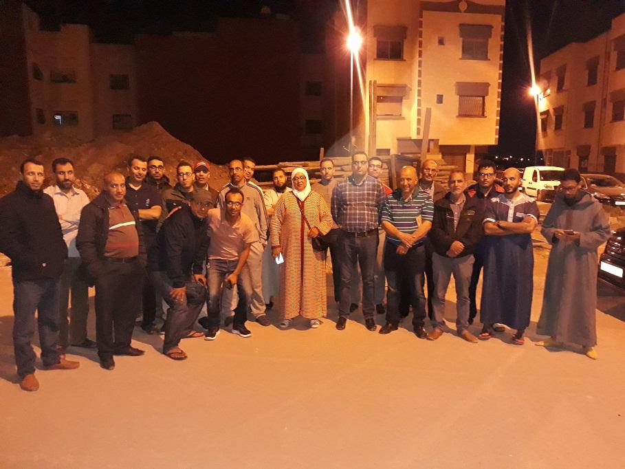 سكان تجزئة حي السبيل بحي السلام بالجديدة يؤسسون جمعية لحيهم