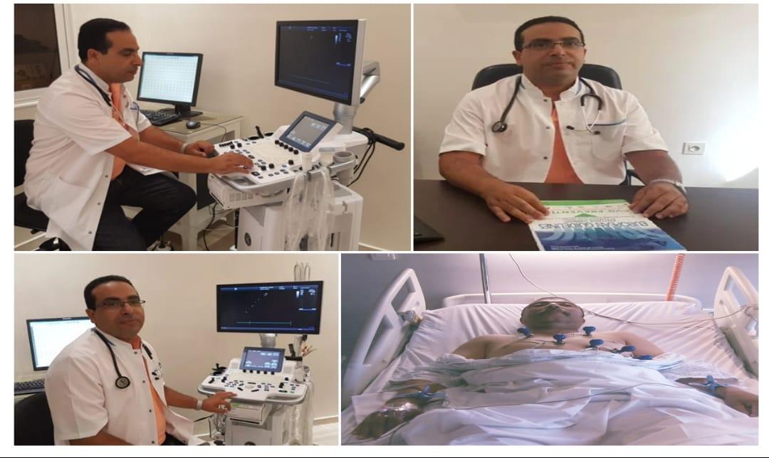 مدير جريدة أصداء مزكان يتقدم بالشكر الى الدكتور عبد الإله بن طلحة