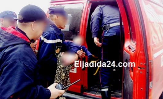 الواليدية: حادثة سير مميتة تكشف عن سيارة كانت محملة بالمخدرات