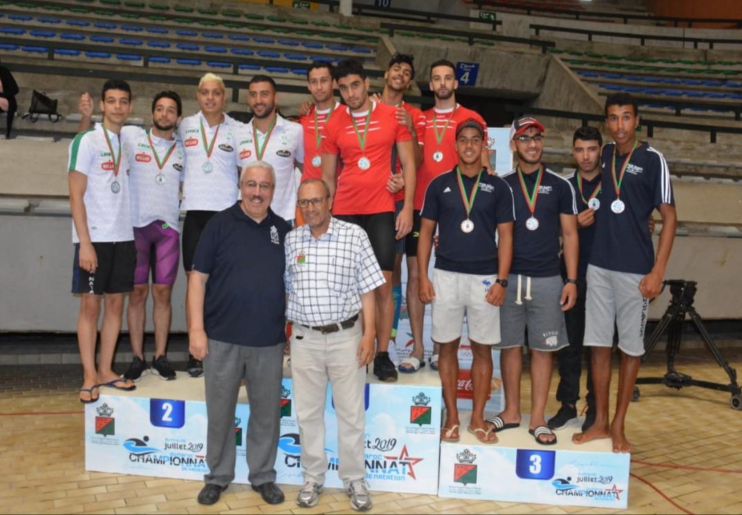 نادي ام الربيع للسباحة بازمور يشرف اقليم الجديدة في بطولة المغرب للسباحة