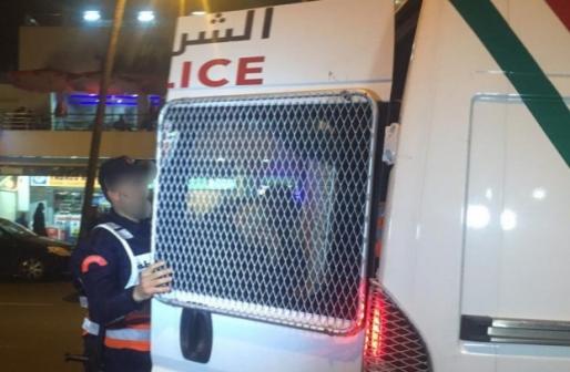 الاعتداء على ضابط شرطة يقود مستشارا جماعيا بأزمور الى الاعتقال