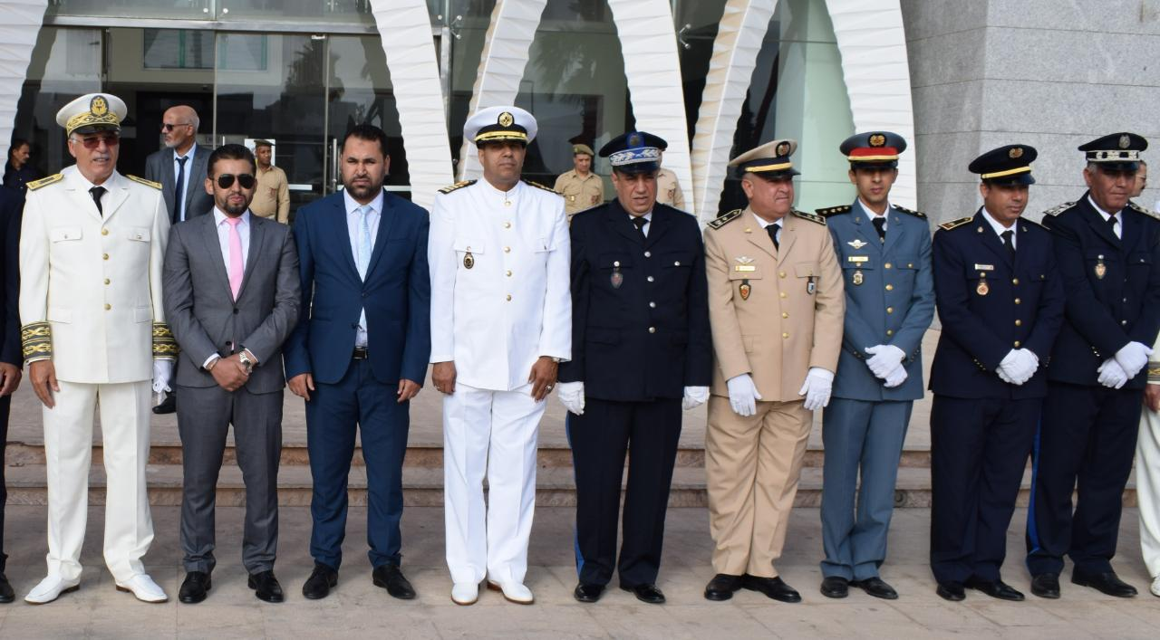 تعيين الرائد كمال تازري قائدا لسرية الدرك الملكي باقليم سيدي بنور