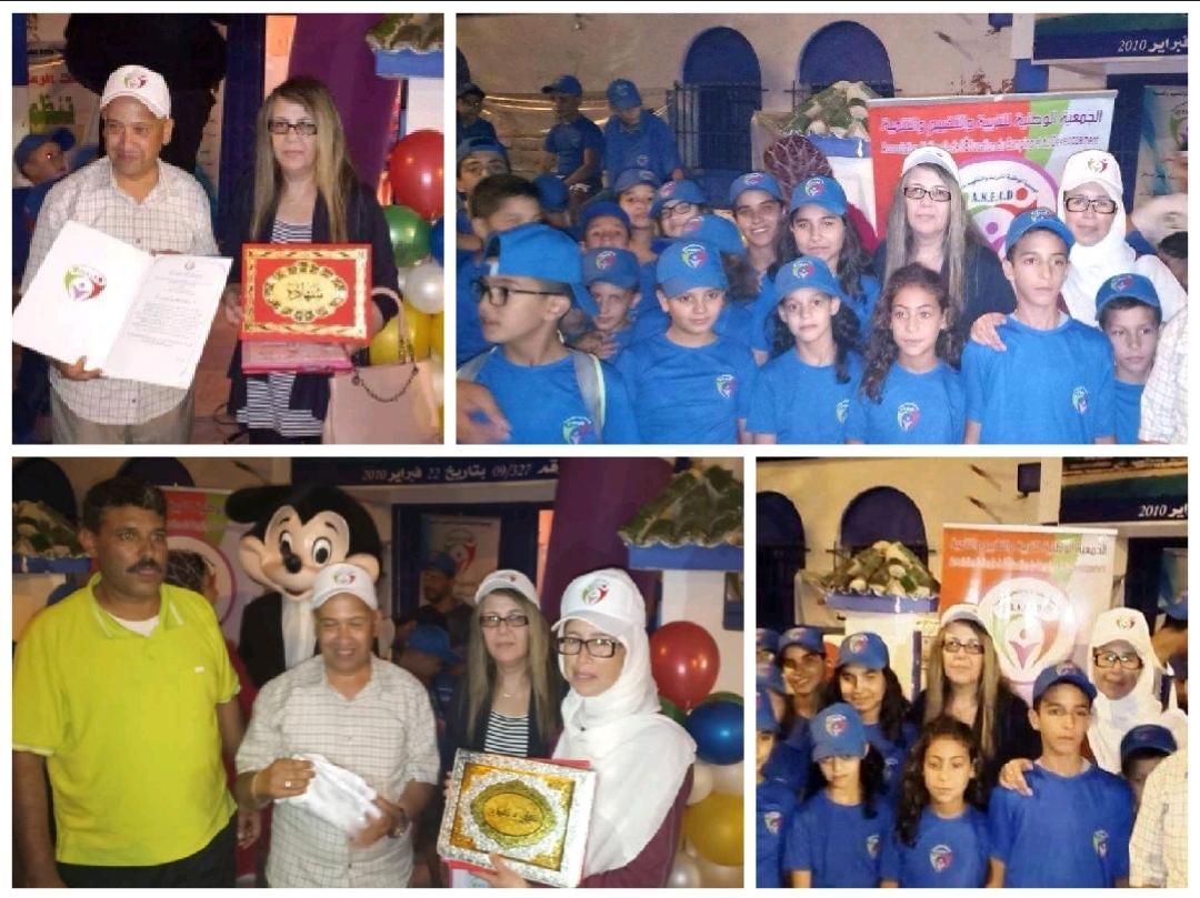 الوليدية: انطلاق المخيم الصيفي الوطني للجمعية الوطنية للتربية والتخييم لفائدة 160 طفلا