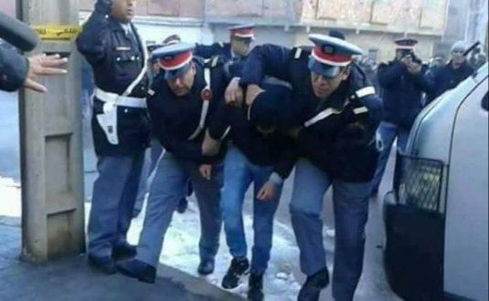 المركز الترابي للدرك الملكي بسيدي بنور يعتقل مجرما ارتكب 7 سرقات موصوفة