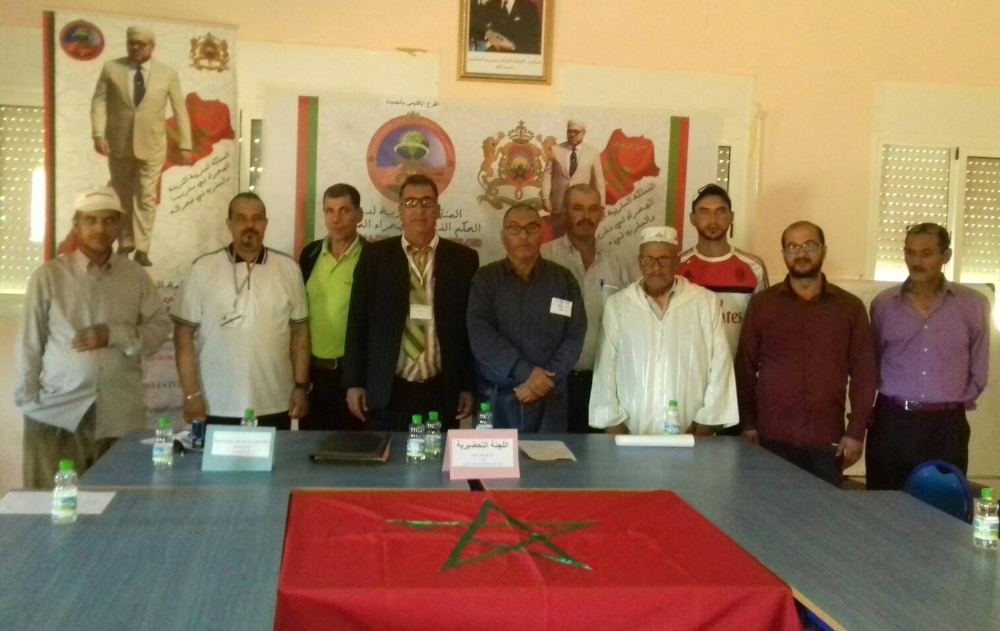 المنظمة المغربية لدعم الحكم الذاتي  بالصحراء تؤسس فرعا إقليميا بالجديدة