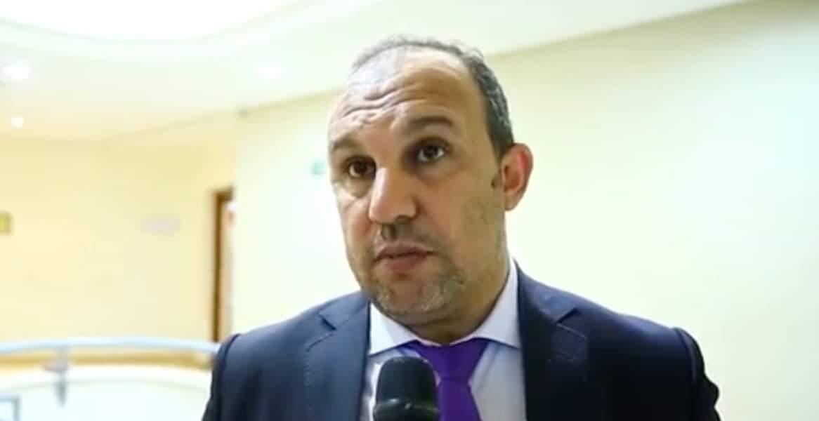 انتخاب عبد السلام بلقشور عضوا في العصبة الوطنية الاحترافية لكرة القدم