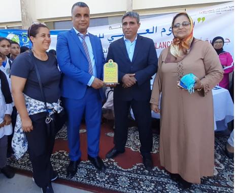 الجديدة: تنظيم حفل تكريمي بمؤسسة عبد الرحمان الدكالي بمناسبة اليوم العالمي للمدرس