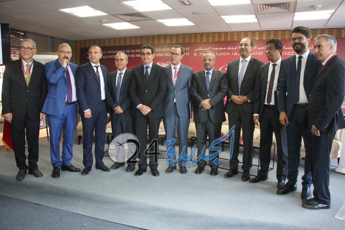 الاتحاد العام لمقاولات المغرب بالجديدة ينظم بمعرض الفرس ندوة اقتصادية