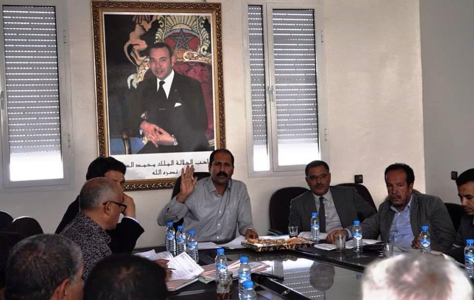 سيدي بنور..أعضاء المجلس الجماعي للغربية يصادقون بالإجماع على ميزانية سنة 2020