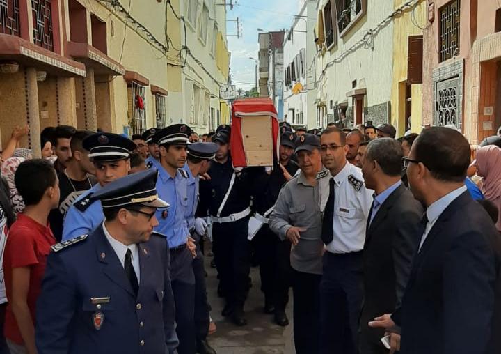 جمعية الملكي للخدمات الاجتماعية بالجديدة تعزي في وفاة موظفي سجن سيدي موسى