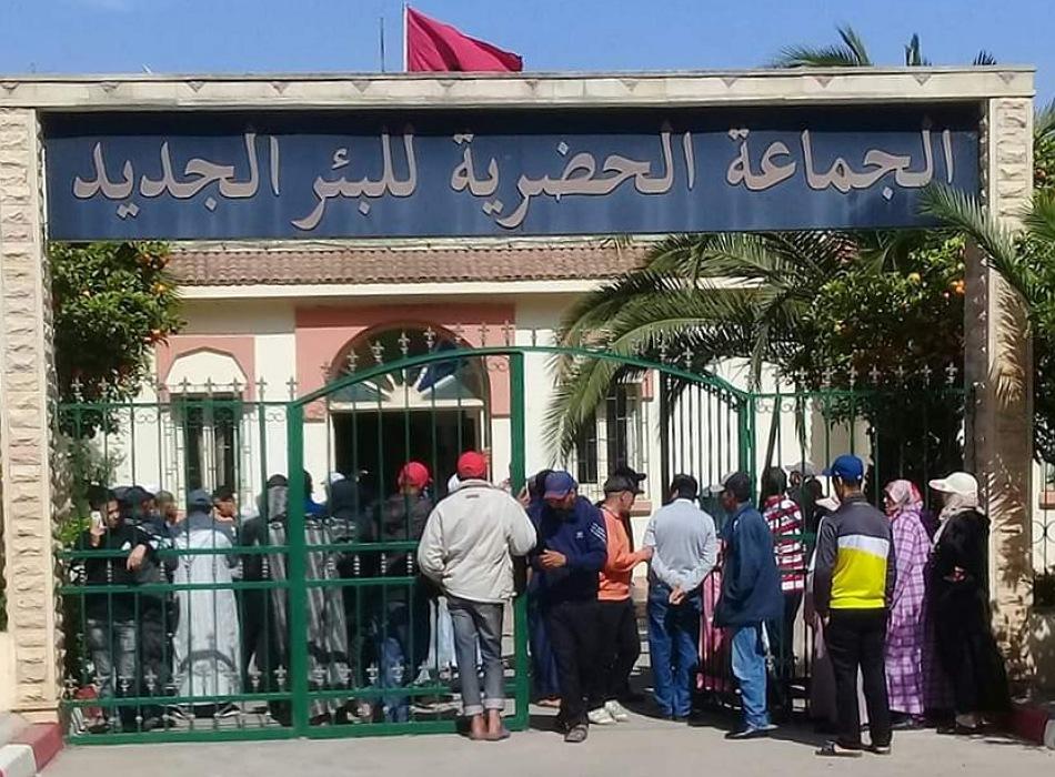المفتشية العامة لوزارة الداخلية تقف على اختلالات بالجملة بجماعة البئر الجديد وتطالب الرئيس بتوضيحات