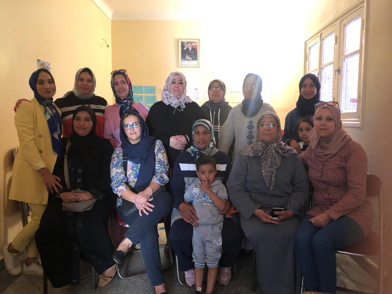 جمعية الخير للأرامل والايتام بالجديدة تفتتح مقرا جديد لـتأهيل المرأة في التدبير المنزلي وإنشاء المقاولة