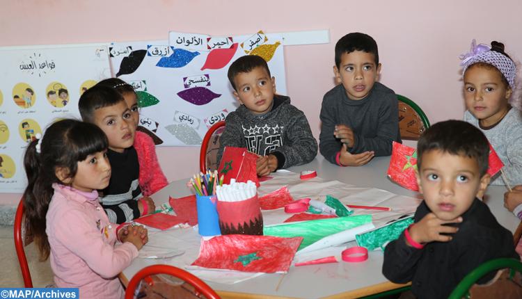عامل سيدي بنور يترأس لقاء تواصليا حول الطفولة الصغيرة بالإقليم