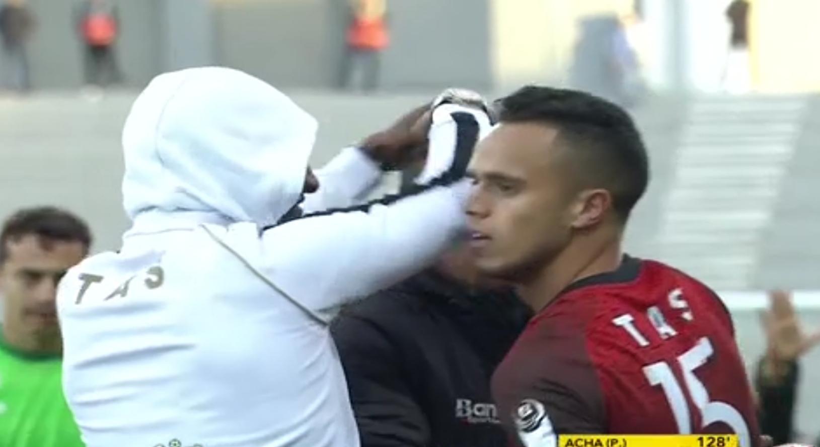 شاهد.. الاتحاد البيضاوي يفاجئ الدفاع الحسني الجديدي ويخرجه من نصف نهائي كأس العرش