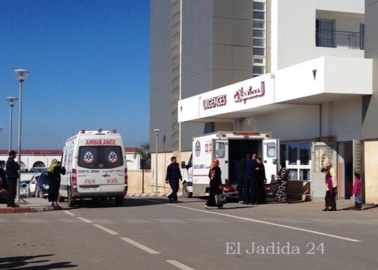 وفاة طفلة مصابة بداء 'المينانجيت' بمستشفى الجديدة وشقيقتها تواصل العلاج بمصلحة طب الاطفال