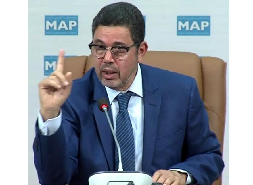 عبد النباوي في الملتقى الثاني للعدالة: استقلال النيابة العامة جزء من استقلال السلطة القضائية