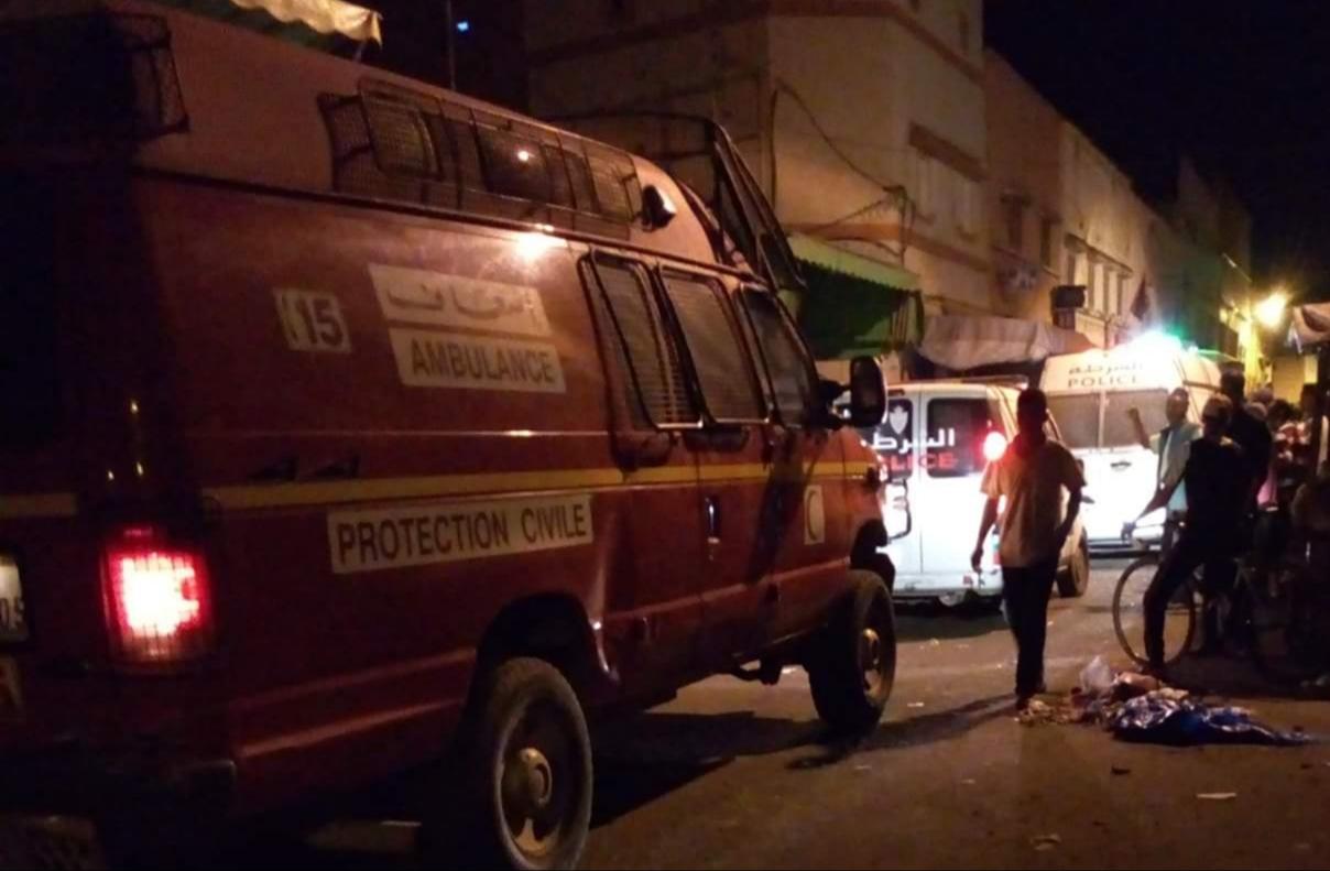 العثور على فتاة جثة هامدة داخل منزل في حي سيدي الضاوي بالجديدة