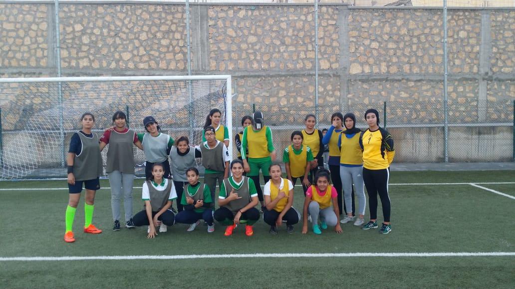 نادي ام الربيع متعدد الرياضات ازمور يحدث فرعا لكرة القدم النسوية