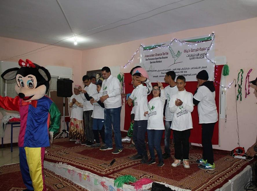 جمعويون يحتفلون باليوم العالمي للأشخاص في وضعية إعاقة باولاد افرج